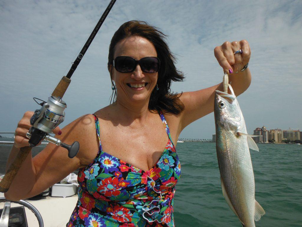 Sarasota silver trout