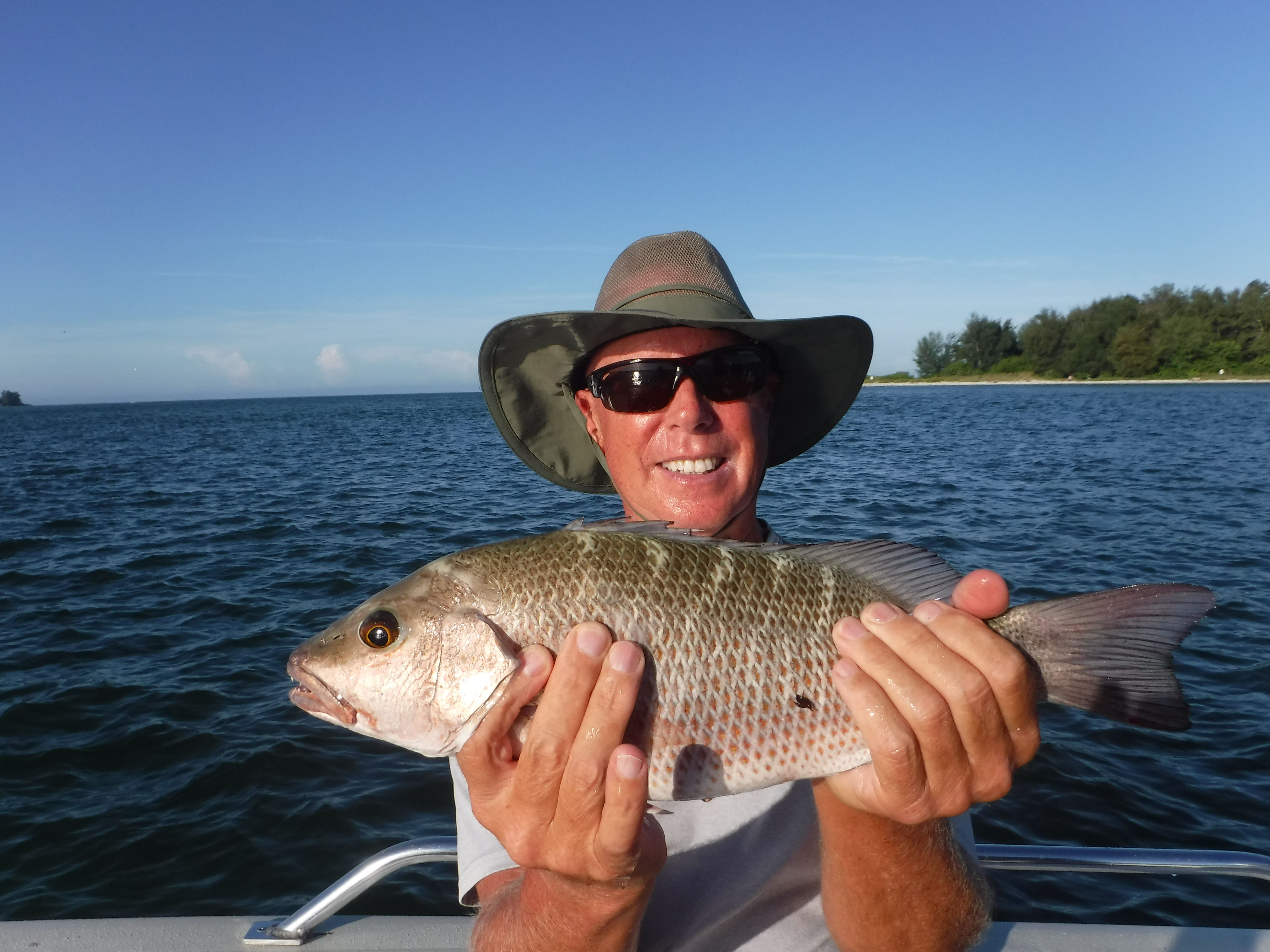 Siesta key snapper fishing charters produce for clients for Siesta key fishing report