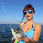 Jigs producing on Siesta Key fishing charters!