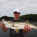 Siesta Key fishing good despite wind