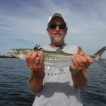 Good Siesta Key fishing before Hurricane Irma