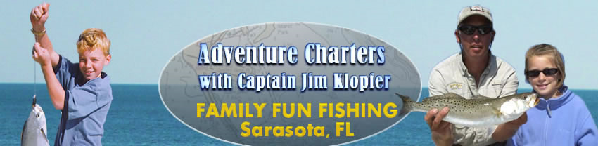 Charter Adventures with Captain Jim Klopfer