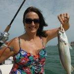 Winter fishing tactics on Siesta Key