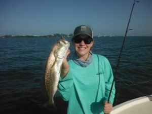 Siesta Key speckled trout