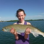 Big trout pleases Siesta Key angler