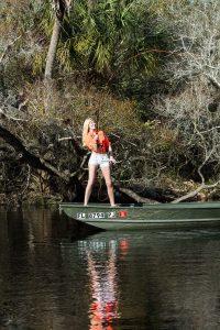 Sarasota river fishing