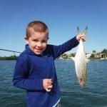 Great family fishing in Sarasota