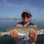 Deep grass flats producing in Sarasota Bay