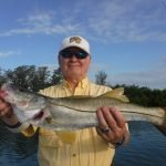 Sarasota fishing charter clients land snook, redfish, and more!