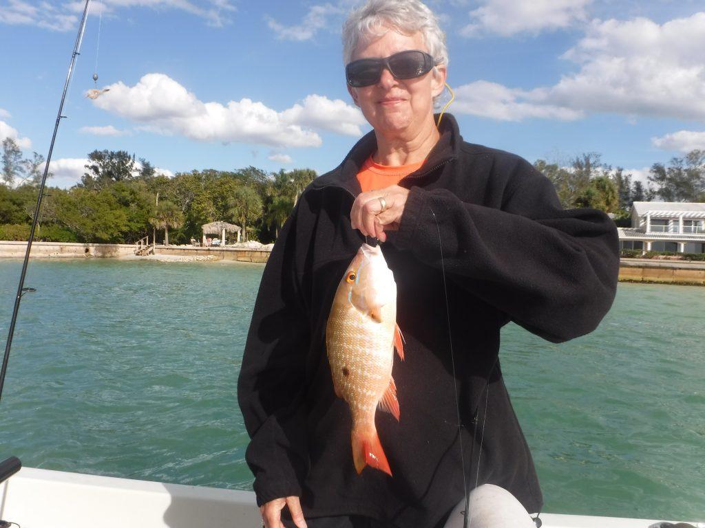 Siesta Key fishing charter