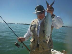 Siesta Key Spanish mackerel fishing