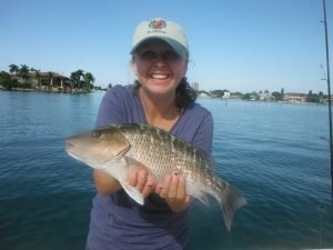 Siesta Key snapper fishing charters