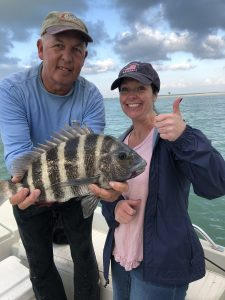 fishing report for Siesta Key, Florida
